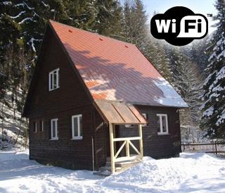 Ferienhauses Špindlerův Mlýn 1